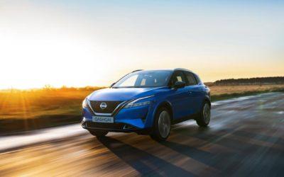 Nissan sparer vægt og påvirkning af miljøet med den nye Nissan Qashqai