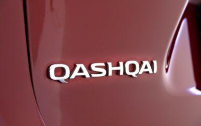 Sneak Peek: Ny Nissan Qashqai på vej!