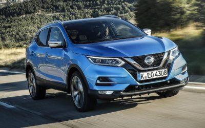 Nissan: Qashqai er Danmarks favorit i 2019